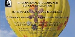 Scholars Reception Spring 2016