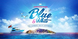 Boom Blue & White Yacht Experience