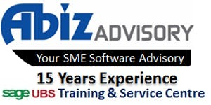 Abiz Advisory Classroom Training - Sage UBS Inventory...