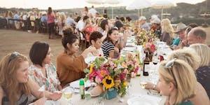 American Grown Field to Vase Dinner Austin, TX