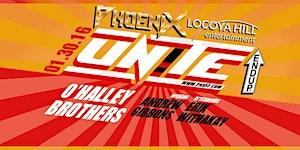UN!TE at The EndUp - 01.30.16 - PhoeniX #PNXSF +...