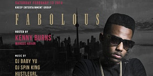 All Star Weekend 2016 Fabolous + Amber Rose at NEST