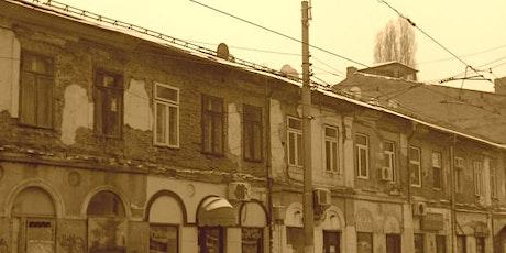 Jewish Trail Bucharest tickets