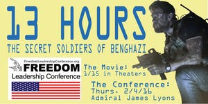 13 Hours: The Conference