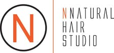 N Natural Hair Studio logo