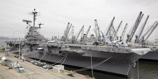 General Admission to the USS Hornet Museum