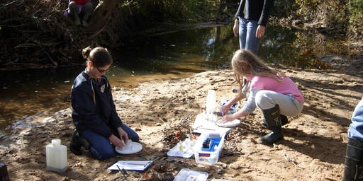 Georgia Adopt-A-Stream Chemical Monitoring Workshop