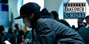 Industry Takeover Seminar x CMU:DIY - How To Make &...