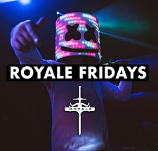 Royale Fridays logo