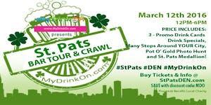 2016 Denver SoBo St. Pats Day Bar Crawl