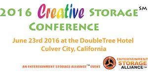 Creative Storage Conference 2016