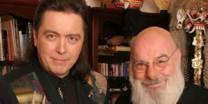 Las Vegas Style Magic Show - Jeff McBride and Eugene...