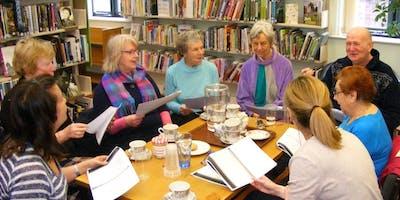 Shared Reading Group (Great Harwood) #LancsSRG