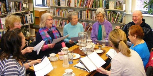 Shared Reading Group (Great Harwood) #LancsSRG