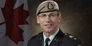 CDA Institute Roundtable with Major-General Thompson
