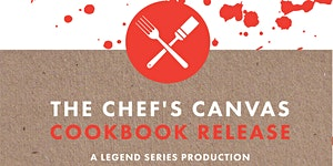 The Chef's Canvas cookbook release