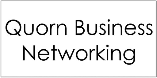 Quorn Business Networking