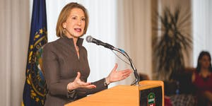 Carly Fiorina - Goffstown Town Hall