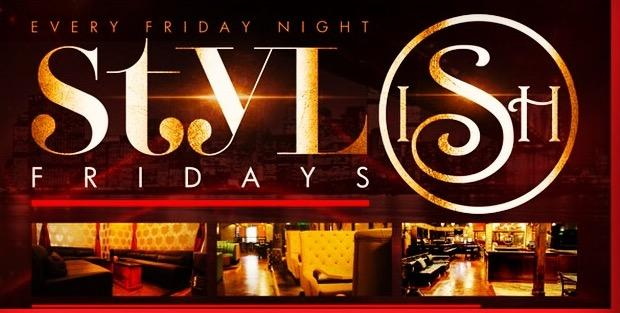 Styl~ISH Fridays VIP BOOTH Reservations