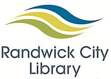 Randwick City Library  logo