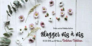 Emilia und die Detektive lädt ein: Blogger vis à vis...
