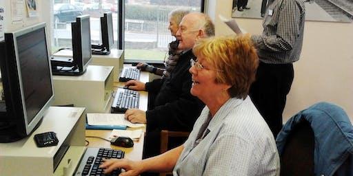 Get online with Learn My Way (Clayton Green) #digiskills