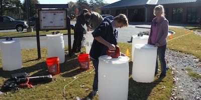 Rain Barrel Make & Take