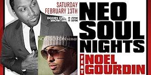 Neo-Soul Nights ft. NOEL GOURDIN