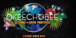 Okeechobee Music & Arts Festival - March 4-6, 2016