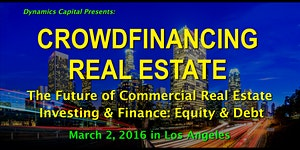 CrowdFinancing Real Estate Conference