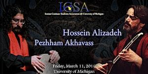 Hossein Alizadeh & Pezhham Akhavass-Ann Arbor