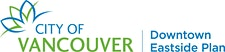 DTES Planning Team - City of Vancouver  logo