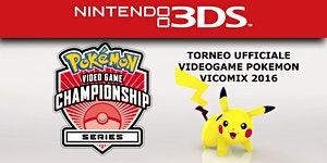 Torneo Videogame Pokemon Premier Challenge VICOMIX 2016