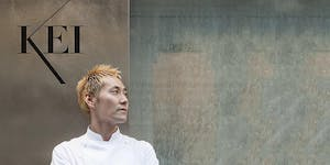 Guest Michelin Star Chef Kei Kobayashi Takeover (Lunch)