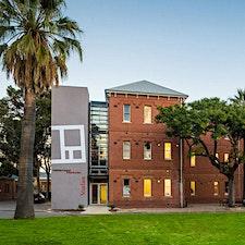 Adelaide Central School of Art logo