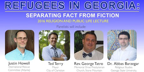 REFUGEES IN GEORGIA: Separating Fact From Fiction tickets