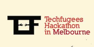 Techfugees Melbourne Hackathon