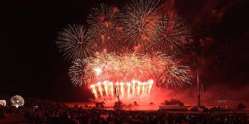 Firework Champions - Ragley Hall, B49 5NJ