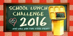 Second Annual School Lunch Challenge