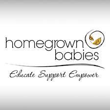 Homegrown Babies logo