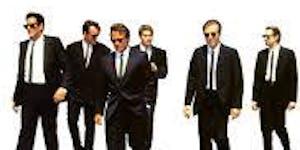 Pillow Cinema: Reservoir Dogs