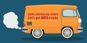 Every Australian Counts NDIS info forum - Parramatta