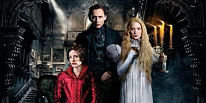 Pillow Cinema: Crimson Peak