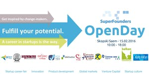SuperFounders Open Day