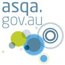 Australian Skills Quality Authority (ASQA) logo