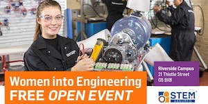 Women into Engineering Free Open Event