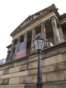 Harris Museum, Art Gallery & Library logo