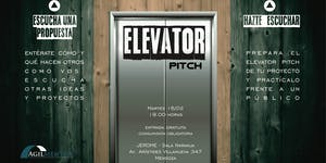 MeetUp | Elevator Pitch