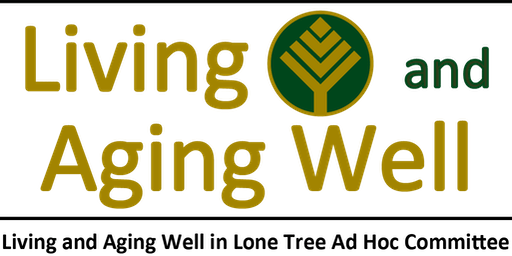 Living and Aging Well Monthly Luncheon  *