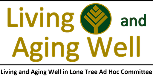 Living and Aging Well in Lone Tree Luncheon